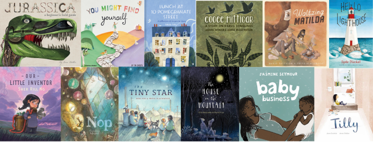 CBCA Picture Book of the Year Banner